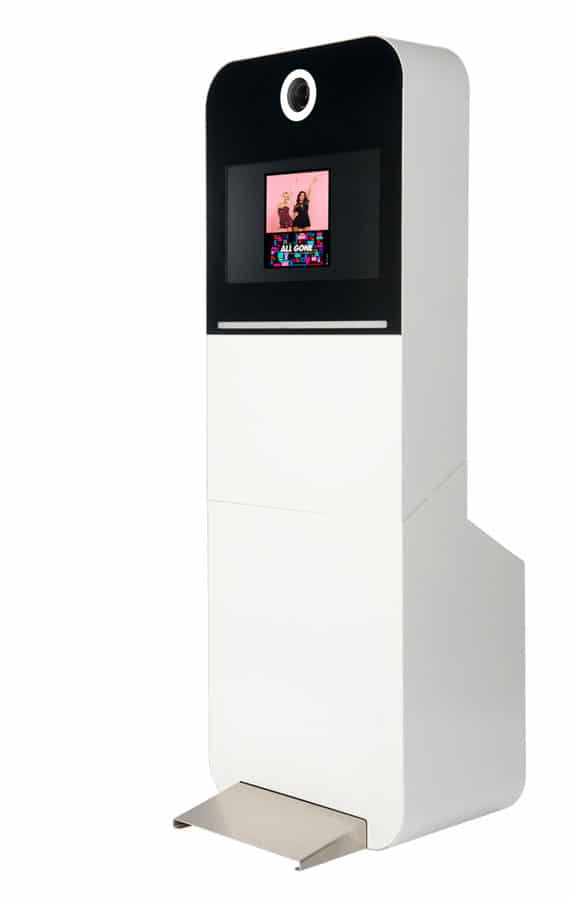 Le photobooth Emotion Booth, idéal pour vos événements professionnels au Luxembourg